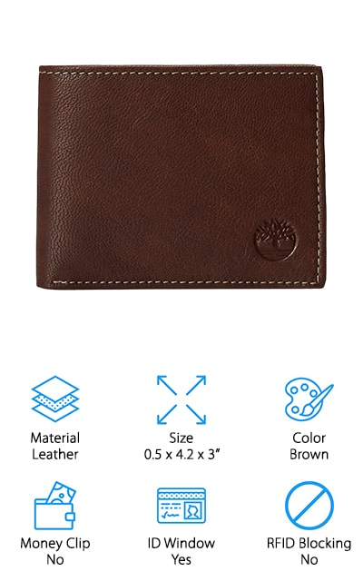 Timberland Blix Slimfold Wallet