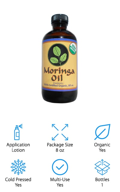 Moringa Energy Life Oil