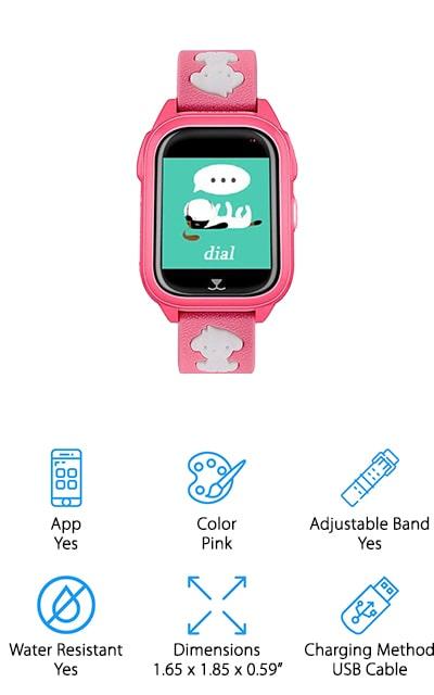 GreaSmart Kids Tracker Watch