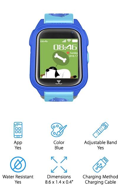 JingStyle Kids Fitness Tracker