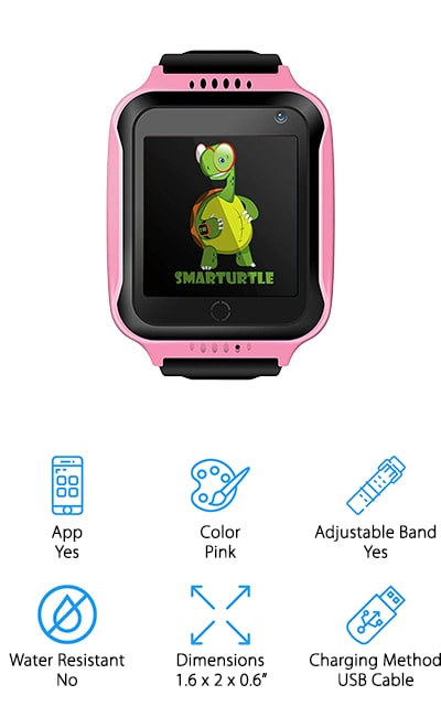 "The Oltec Kids Tracker Watch is a lot like the GreaSmart Kids Tracker Watch, but it comes with a few extra features. With three colors to choose from, your boy or girl will be happy with whatever color you choose. This watch has ""secret"" tracking that allows you to see and hear what your child is doing by dialing the watch's number. With SOS calling, your child can call you anytime when they feel unsafe or uncomfortable. You'll also be able to track their exact location to keep you from worrying when they go outside to play or have a sleepover. Oltec also created this watch with parents in mind because you can easily restrict your child's usage of their smartwatch when they are in school or at practice. The Oltec Kids Tracker Watch gives you everything you need and more to keep your child active and attentive, no matter where they are."