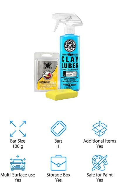 Chemical Guys Clay Bar Kit