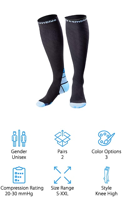 CAMBIVO Compression Socks
