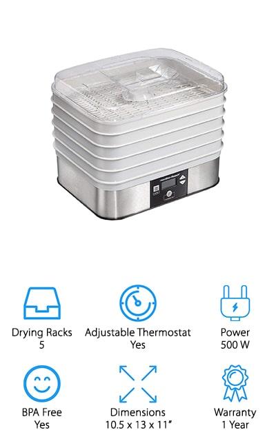 Hamilton Beach Digital Dehydrator
