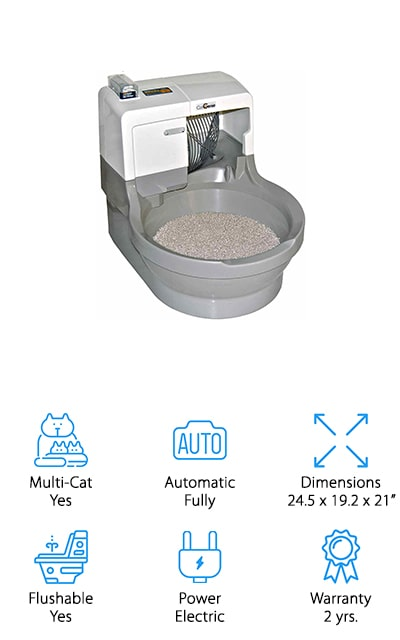 CatGenie Self Washing Cat Box