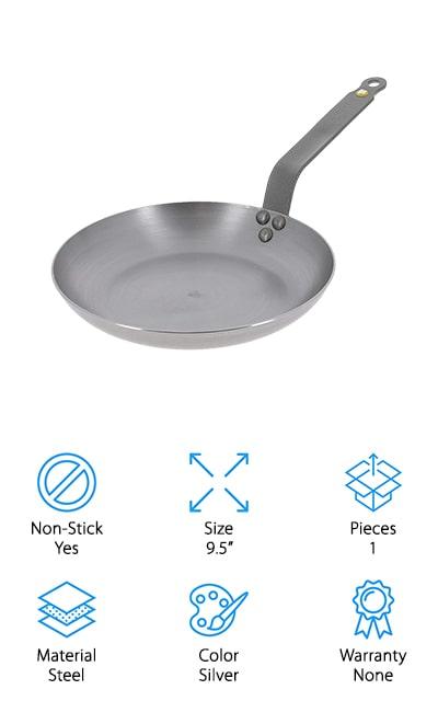 De Buyer Omelet Pan