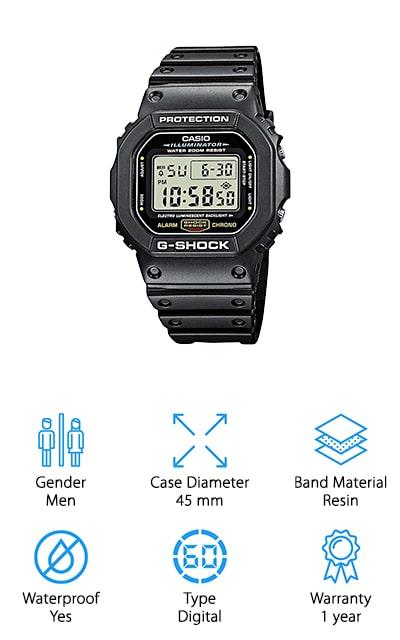 Casio G-Shock Sport Watch