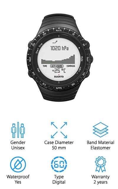 Suunto Core Computer Watch