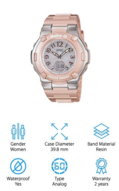 Casio Baby-G Shock Resist Watch