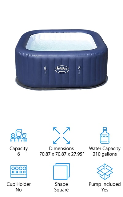 Bestway Hawaii Inflatable Spa
