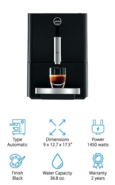 Jura Ena Micro Espresso Machine