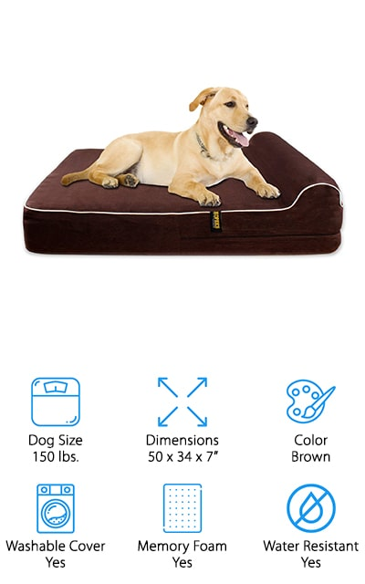 KOPEKS Orthopedic Dog Bed
