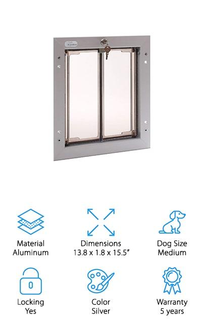 Plexidor Performance Pet Door