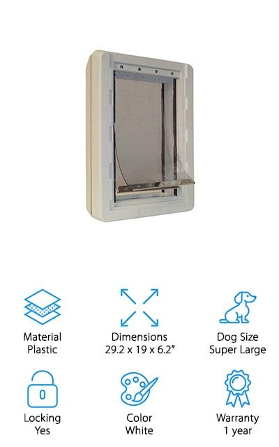 Perfect Pet All-Weather Dog Door