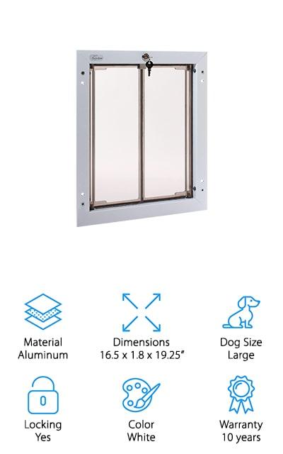 Plexidor Weatherproof Dog Door