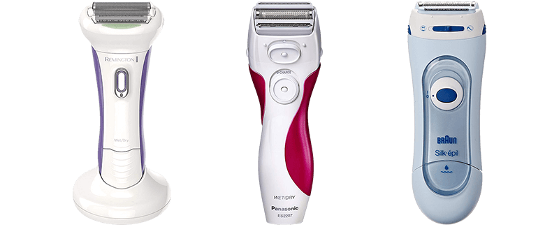 Best Electric Shavers for Women