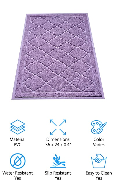 Best Cat Litter Mats