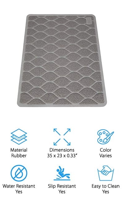 MIGHTY MONKEY Litter Mats