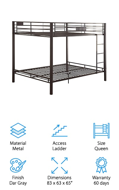ACME Kaleb Bunk Bed