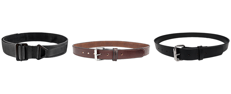 Best Belts for Concealed Carry