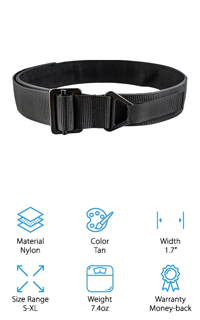 WOLF TACTICAL Rigger's Belt