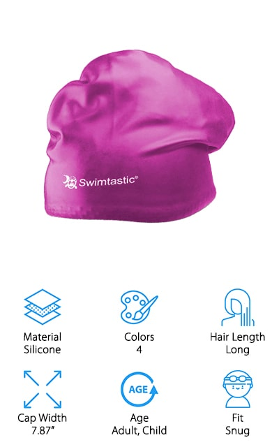 Swimtastic Swim Cap
