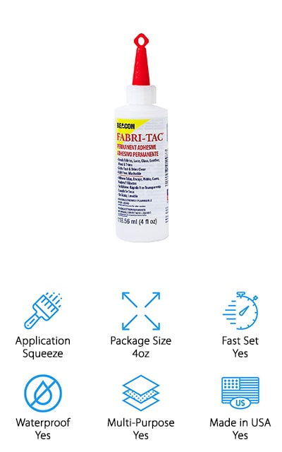 Beacon Fabri-Tac Adhesive