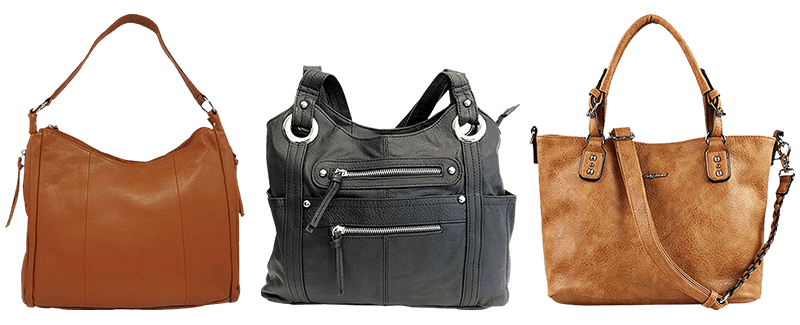 Best Concealed Carry Leather Purses