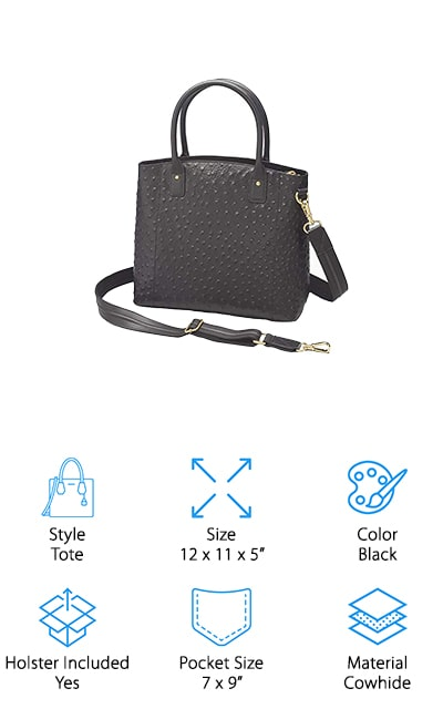 GTM Concealed Carry Purse