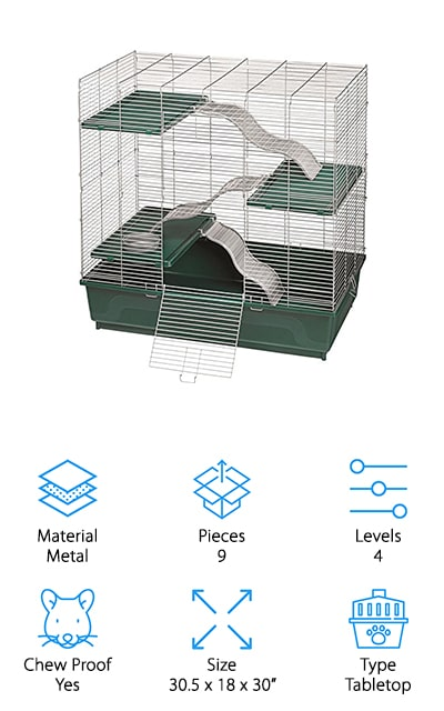 Kaytee Multi-Level Habitat