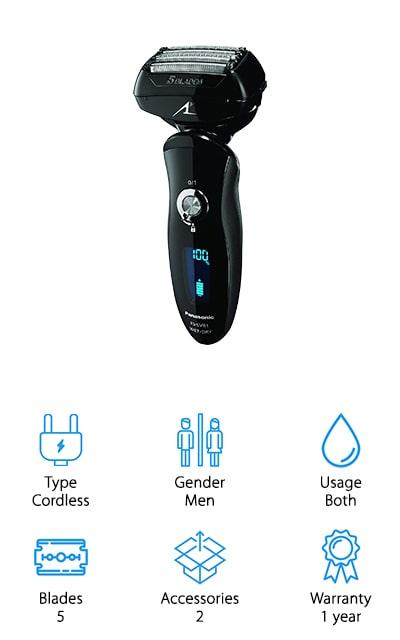 Panasonic Men's Electric Razor