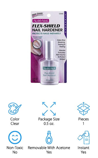 Nutra Nail Flex-Shield Hardener