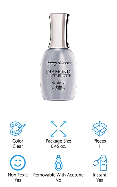 Sally Hansen Diamond Strength Hardener