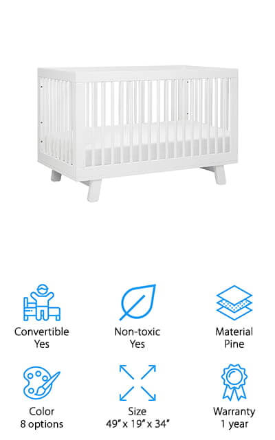 Best Modern Baby Cribs
