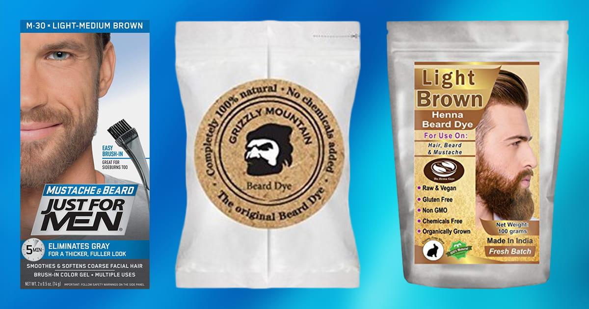 Best Grey Beard Dyes | Review + Top 10 Picks