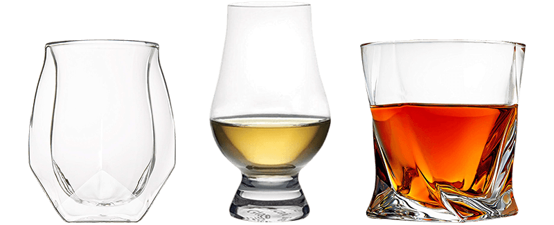Best Bourbon Whiskey Glasses