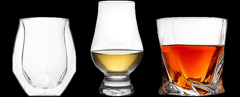 Best Bourbon Whiskey Glasses