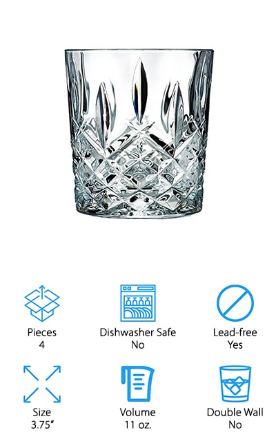 Marquis by Waterford Markham Glasses