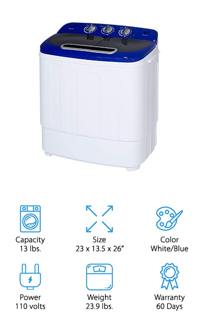 Best Portable Washing Machines