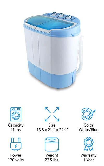 Pyle Portable Washer