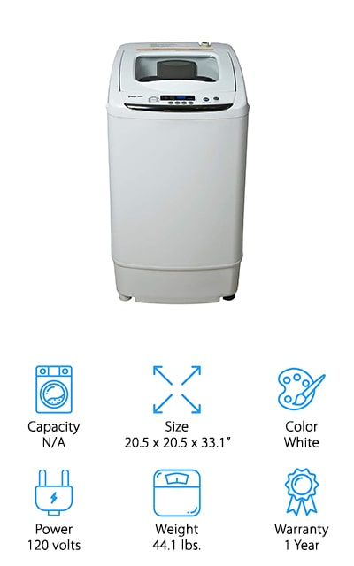 Magic Chef Compact Washer