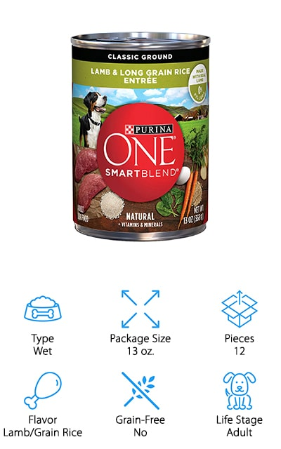 Purina ONE Classic Ground Entrée