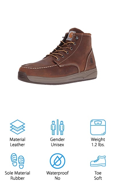 Carhartt Moctoe Caswedge Boot