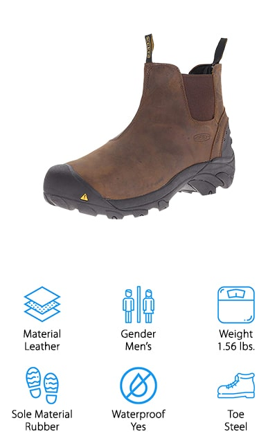 KEEN Utility Work Boot