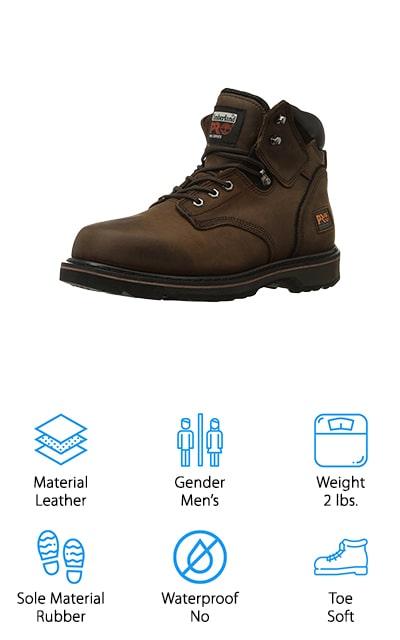 Timberland PRO Pit Boss Boot