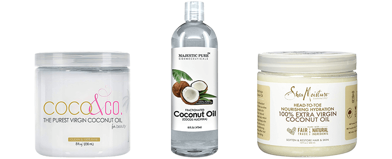 Best Coconut Oils for Curly Hair