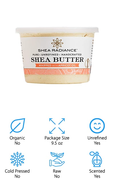 Shea Radiance Whipped Butter