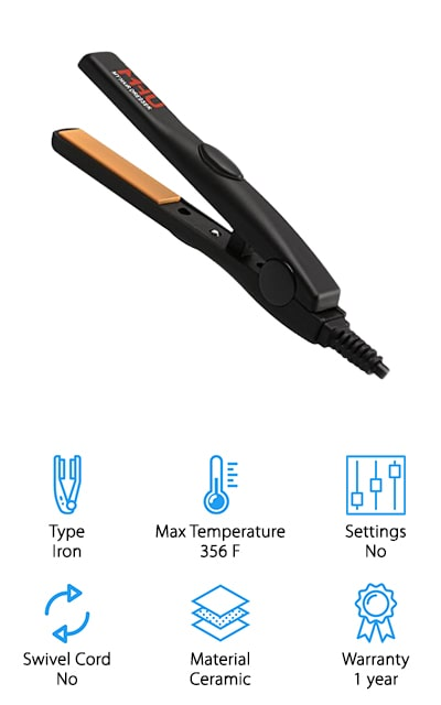 MHU Mini Flat Iron