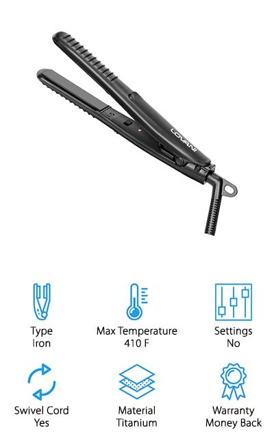 LOVANI Mini Flat Iron