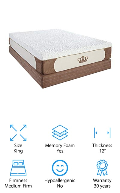 DynastyMattress Cool Breeze Mattress